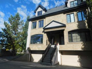 Main Photo: 9561 143 Street in Edmonton: Zone 10 Townhouse for sale : MLS®# E4232182