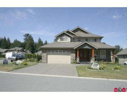 """Main Photo: 7971 PALMER Place in Chilliwack: Eastern Hillsides House for sale in """"ELK CREEK"""" : MLS®# H2901259"""