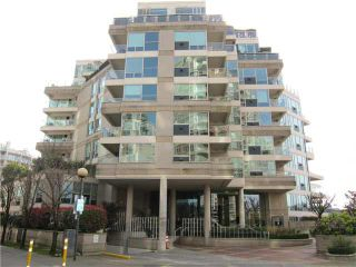 """Photo 1: 401 1600 HORNBY Street in Vancouver: Yaletown Condo for sale in """"YACHT HARBOUR POINTE"""" (Vancouver West)  : MLS®# V1109177"""