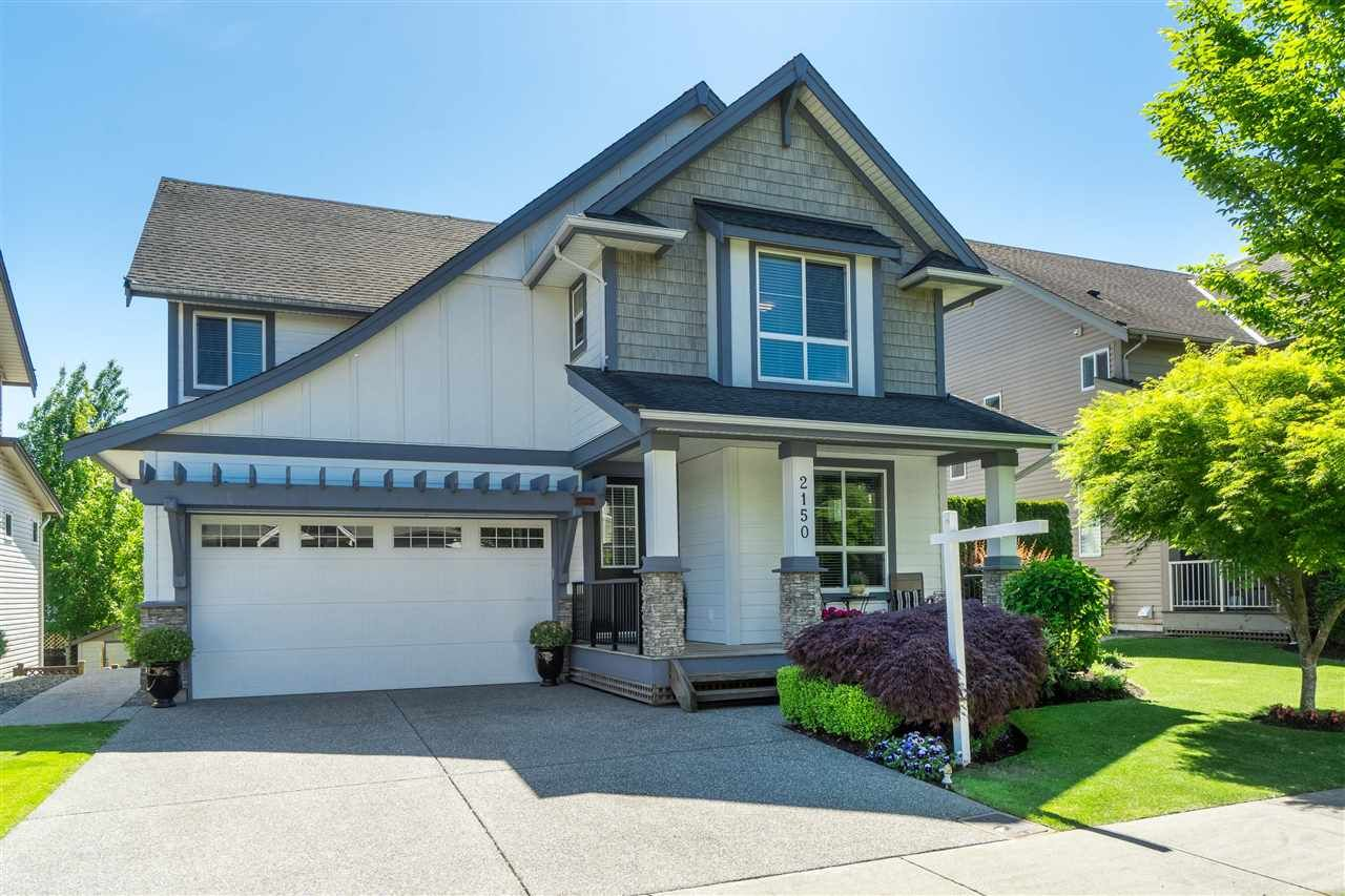 Main Photo: 2150 ZINFANDEL DRIVE in Abbotsford: Aberdeen House for sale : MLS®# R2458017