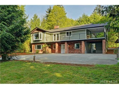 Main Photo: 6958 W Grant Rd in SOOKE: Sk Sooke Vill Core House for sale (Sooke)  : MLS®# 729731