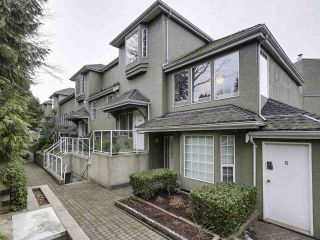 Main Photo: 2345 QUAYSIDE COURT in Vancouver: Fraserview VE Townhouse for sale (Vancouver East)  : MLS®# R2154138
