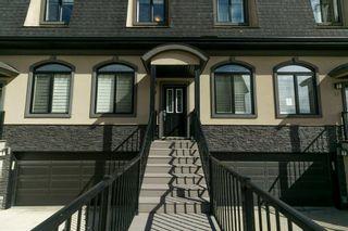 Photo 2: 26 5873 MULLEN Place in Edmonton: Zone 14 Townhouse for sale : MLS®# E4262184