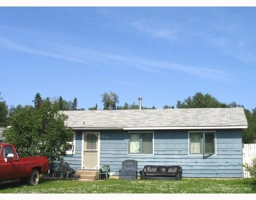"""Photo 1: Photos: 5308 COTTONWOOD Road in Fort_Nelson: Fort Nelson -Town House for sale in """"EASDT SUB"""" (Fort Nelson (Zone 64))  : MLS®# N186454"""