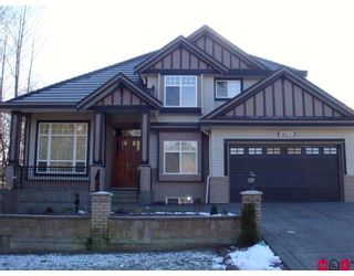 Photo 1: 16240 80TH Avenue in Surrey: Fleetwood Tynehead House for sale : MLS®# F2802655