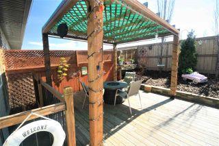 Photo 35: 116 ACACIA Circle: Leduc House Half Duplex for sale : MLS®# E4241892