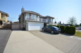 Photo 1: 31905 BLUERIDGE Drive in Abbotsford: Abbotsford West House for sale : MLS®# R2275907