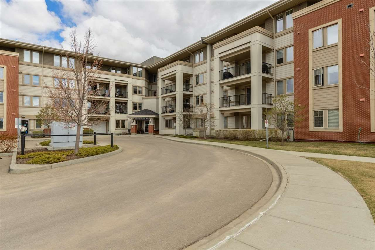 Main Photo: 206 4450 MCCRAE Avenue in Edmonton: Zone 27 Condo for sale : MLS®# E4242315
