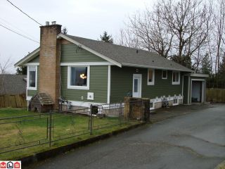 Photo 1: 7745 HORNE Street in Mission: Mission BC House for sale : MLS®# F1200300