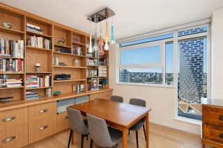 """Photo 5: 2008 1351 CONTINENTAL Street in Vancouver: Downtown VW Condo for sale in """"Maddox"""" (Vancouver West)  : MLS®# R2540039"""