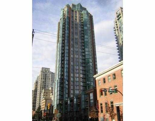 """Main Photo: 804 939 HOMER Street in Vancouver: Downtown VW Condo for sale in """"THE PINNACLE"""" (Vancouver West)  : MLS®# V804822"""