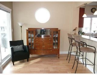 Photo 8: 307 4211 BAYVIEW Street in Richmond: Home for sale : MLS®# V693754