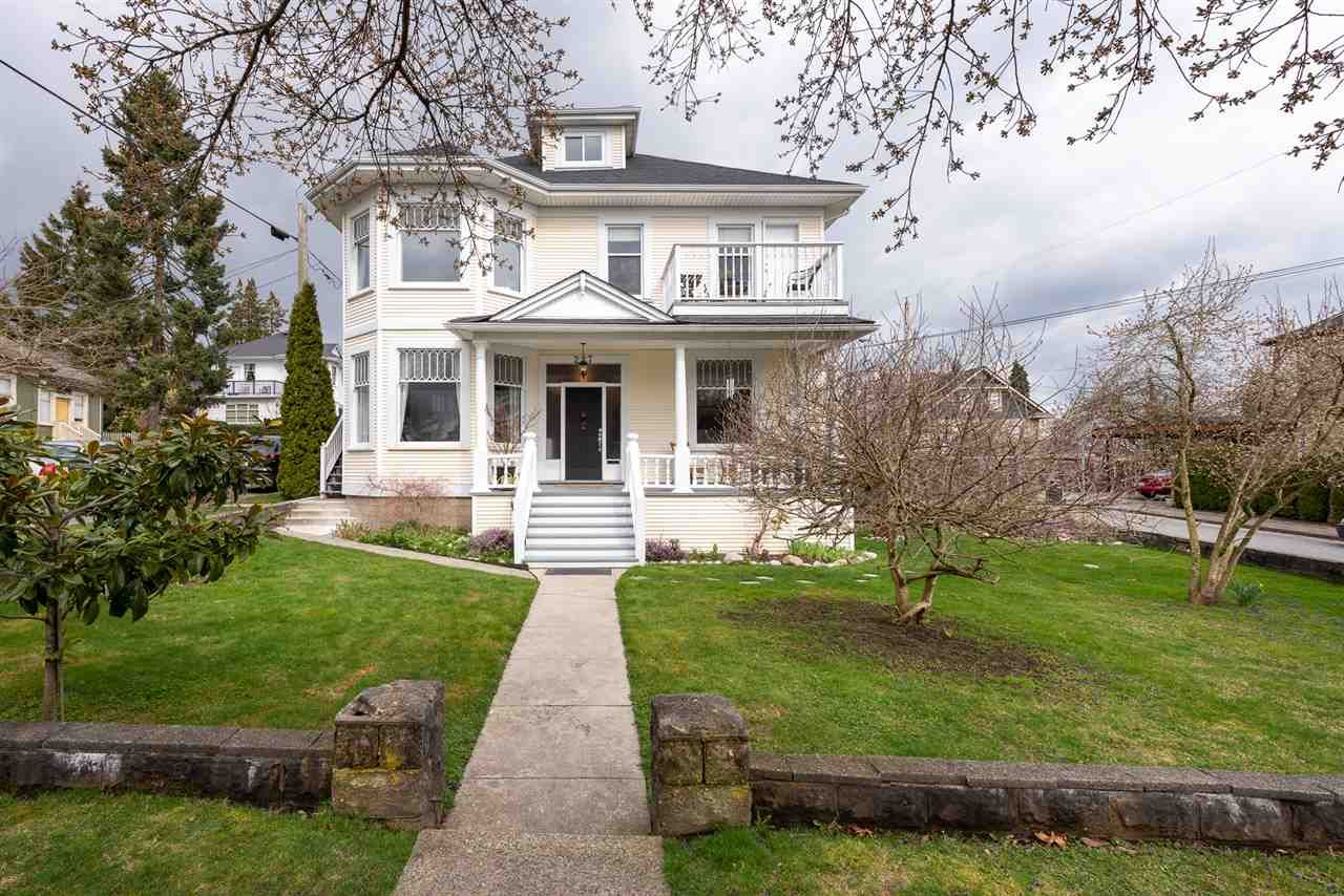"""Main Photo: 227 THIRD Street in New Westminster: Queens Park House for sale in """"Queen's Park"""" : MLS®# R2558492"""
