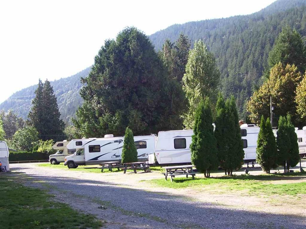 Main Photo: listed RV site: Business with Property for sale