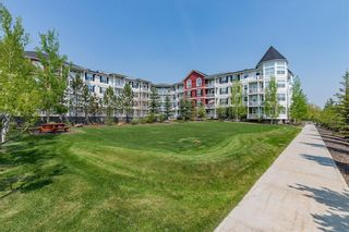 Photo 32: 437 1 Crystal Green Lane: Okotoks Apartment for sale : MLS®# C4248691