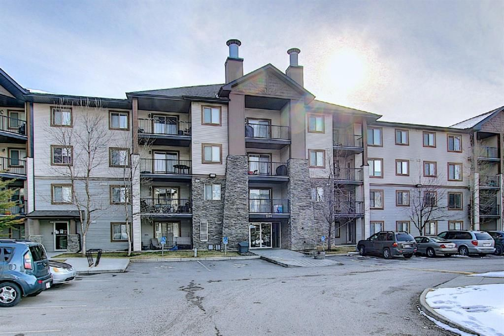 Main Photo: 2309 8 BRIDLECREST Drive SW in Calgary: Bridlewood Apartment for sale : MLS®# A1087394