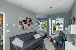 """Photo 8: #407 20200 56 Avenue in Langley: Langley City Condo for sale in """"The Bentley"""" : MLS®# R2598723"""