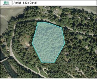 Photo 16: 8803 Canal Rd in : GI Pender Island Land for sale (Gulf Islands)  : MLS®# 874547