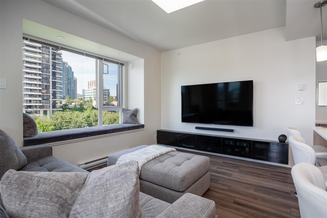Photo 2: Photos: 602 2188 MADISON AVENUE in Burnaby: Brentwood Park Condo for sale (Burnaby North)  : MLS®# R2467995