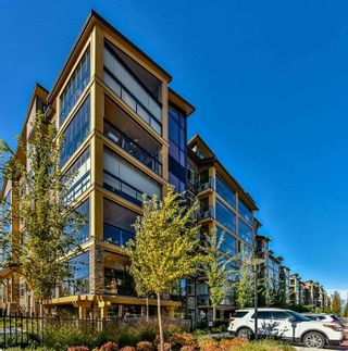 """Photo 1: 414 8067 207 Street in Langley: Willoughby Heights Condo for sale in """"Yorkson Creek Parkside One"""" : MLS®# R2214873"""