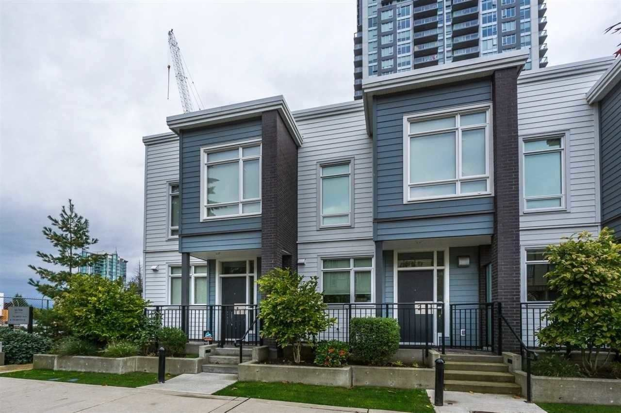"""Main Photo: TH2 10290 133 Street in Surrey: Whalley Townhouse for sale in """"ULTRA"""" (North Surrey)  : MLS®# R2591469"""