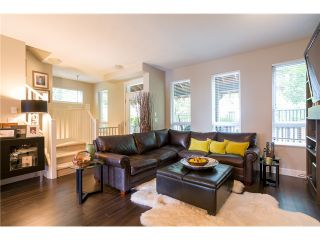 """Photo 3: 11 3431 GALLOWAY Avenue in Coquitlam: Burke Mountain Townhouse for sale in """"NORTHBROOK"""" : MLS®# V1069633"""