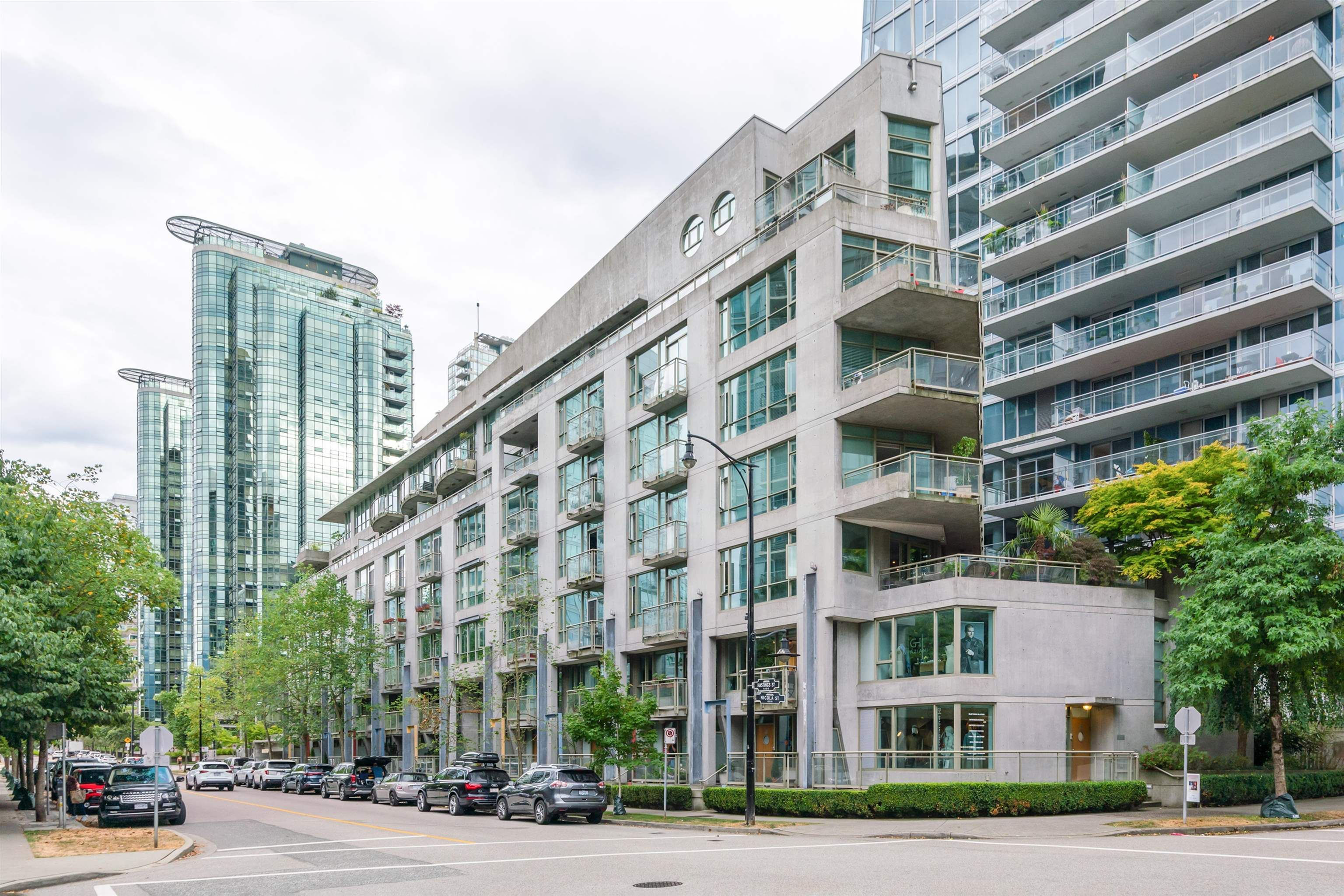 Main Photo: 1486 W HASTINGS Street in Vancouver: Coal Harbour Office for sale (Vancouver West)  : MLS®# C8039812