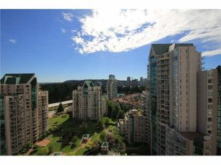 "Photo 4: 2002 1196 PIPELINE Road in Coquitlam: North Coquitlam Condo for sale in ""THE HUDSON"" : MLS®# V1095186"