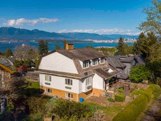 "Main Photo: 4545 W 6TH Avenue in Vancouver: Point Grey House for sale in ""Point Grey"" (Vancouver West)  : MLS®# R2575660"
