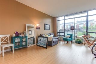 """Photo 4: 204 121 BREW Street in Port Moody: Port Moody Centre Condo for sale in """"ROOM"""" : MLS®# R2275103"""