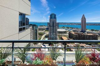 Photo 7: DOWNTOWN Condo for sale : 2 bedrooms : 700 Front Street #2302 in San Diego