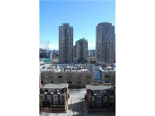 Photo 2: # 908 928 HOMER ST in Vancouver: Yaletown Condo for sale (Vancouver West)  : MLS®# V1054348