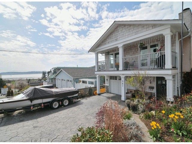 Main Photo: 961 KEIL Street: White Rock House for sale (South Surrey White Rock)  : MLS®# F1407036