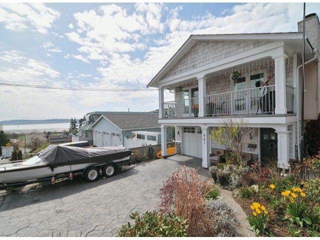 Main Photo: 961 KEIL Street: White Rock House for sale (South Surrey White Rock)  : MLS®# F1407036