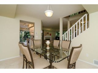 """Photo 6: 49 103 PARKSIDE Drive in Port Moody: Heritage Mountain Townhouse for sale in """"TREETOPS"""" : MLS®# V1065898"""