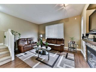 "Photo 2: 30 7088 191ST Street in Surrey: Clayton Townhouse for sale in ""MONTANA"" (Cloverdale)  : MLS®# F1441520"