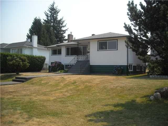 Main Photo: 6744 BURNS Street in Burnaby: Upper Deer Lake House for sale (Burnaby South)  : MLS®# V844970