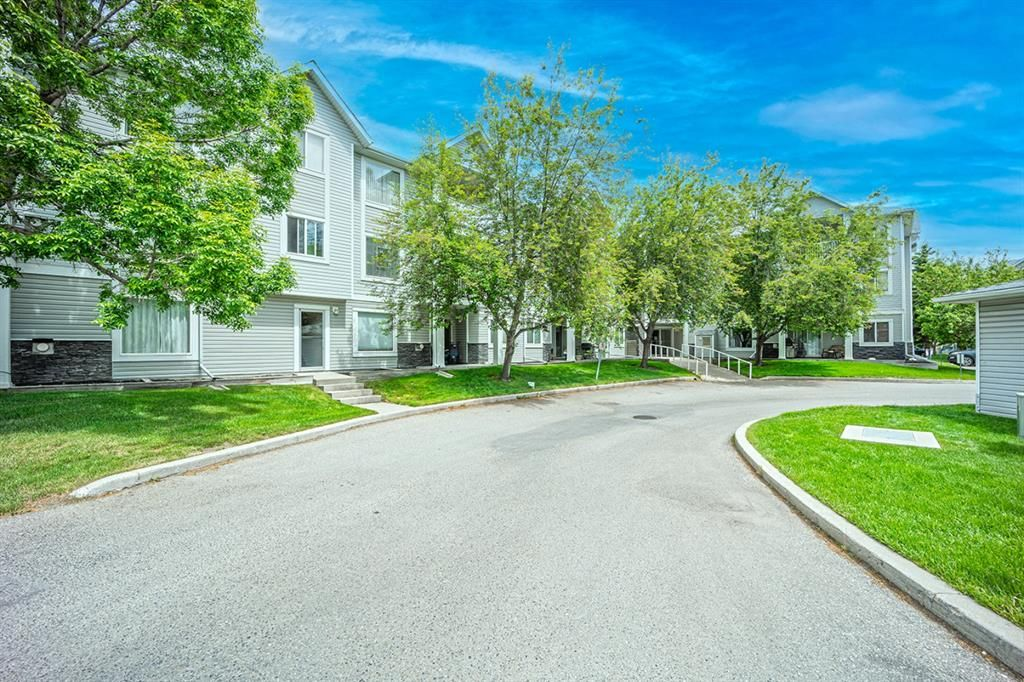 Main Photo: 212 3212 Valleyview Park SE in Calgary: Dover Apartment for sale : MLS®# A1116209