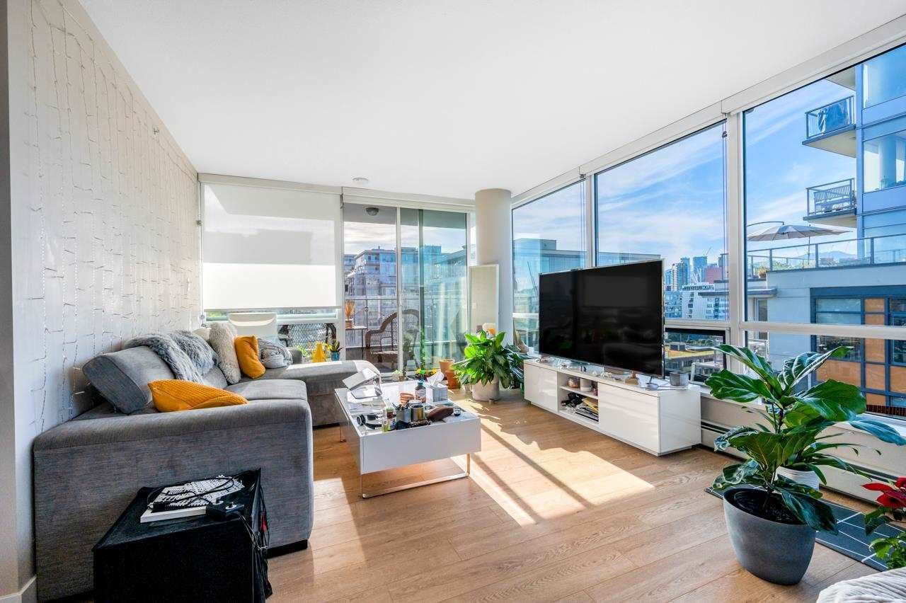 Main Photo: 1407 1783 MANITOBA Street in Vancouver: False Creek Condo for sale (Vancouver West)  : MLS®# R2610486