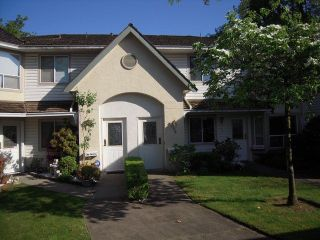 Photo 1: 38 3380 GLADWIN Road in Abbotsford: Central Abbotsford Townhouse for sale : MLS®# F1310956
