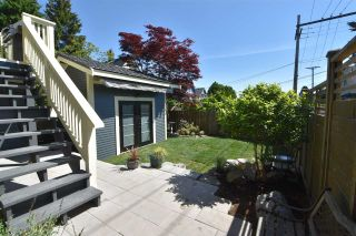 Photo 37: 1224 LAKEWOOD Drive in Vancouver: Grandview Woodland House for sale (Vancouver East)  : MLS®# R2582446