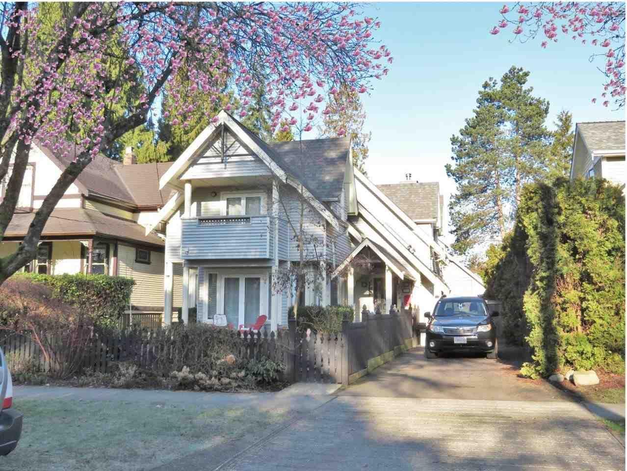"Main Photo: 225 REGINA Street in New Westminster: Queens Park House for sale in ""Queens Park"" : MLS®# R2439807"