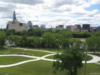 Photo 20: 760 Tache Avenue in WINNIPEG: St Boniface Condominium for sale (South East Winnipeg)  : MLS®# 1516362