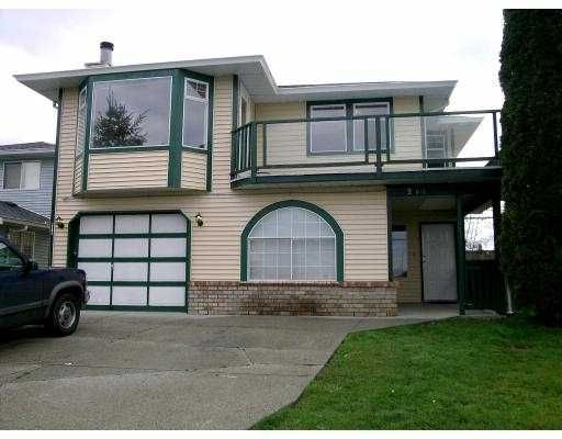 Main Photo: 23019 OLUND CR in Maple Ridge: East Central House for sale : MLS®# V593482