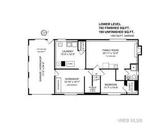 Photo 19: 1441 Ocean View Rd in VICTORIA: SE Cedar Hill House for sale (Saanich East)  : MLS®# 710047