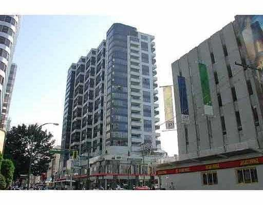 """Main Photo: 1505 1060 ALBERNI Street in Vancouver: West End VW Condo for sale in """"THE CARLYLE"""" (Vancouver West)  : MLS®# V759388"""