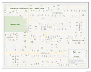 Photo 2: 4147 Cortez Pl in : SE Lambrick Park Land for sale (Saanich East)  : MLS®# 858074