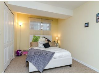 """Photo 15: 122 33751 7TH Avenue in Mission: Mission BC Townhouse for sale in """"HERITAGE PARK PLACE"""" : MLS®# F1426580"""