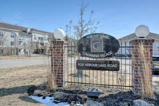 Main Photo: 1110 928 Arbour Lake Road NW in Calgary: Arbour Lake Apartment for sale : MLS®# A1089399