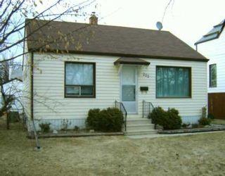 Photo 1: 265 LINDEN Avenue in WINNIPEG: East Kildonan Residential for sale (North East Winnipeg)  : MLS®# 2705520
